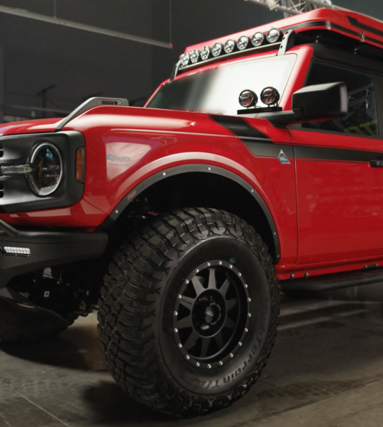 4 Wheel Parts – Do Your Bronco Right