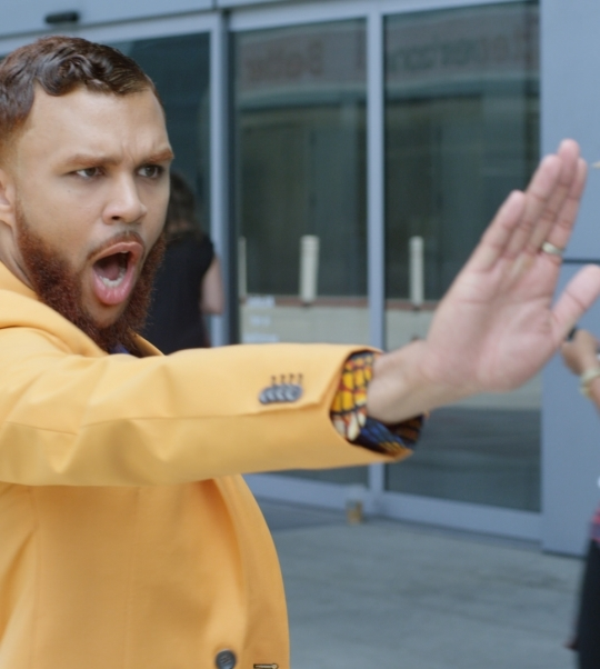 Jidenna – BET Awards PreTape