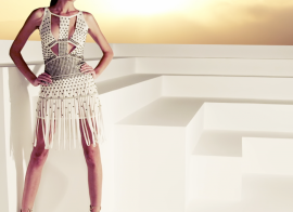 Herve Leger Resort Editorial