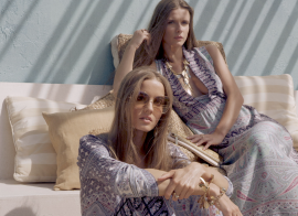 BCBG Resort 2014 Editorial