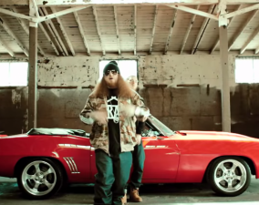 "Rittz ft. Mike Posner ""Switch Lanes"""
