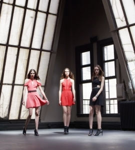 "BCBG ""The Dress Edit"" Fall 2015"