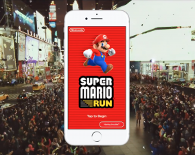 Nintendo – Super Mario Run