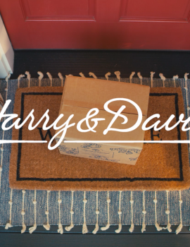 Harry & David – Open Door