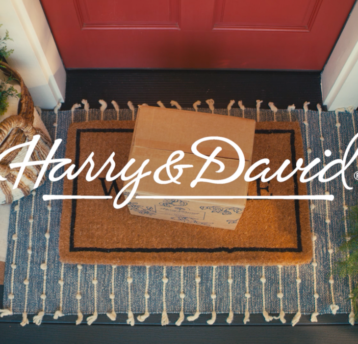 Harry & David – Open Door
