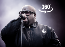 "CeeLo Green ""Open Heart Acoustic"" VR"